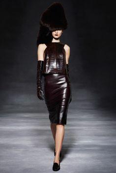 The Row Fall 2011 Ready-to-Wear Fashion Show - Jac
