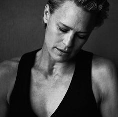 Robin Wright by Pete