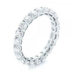 custom diamond eternity wedding band joseph jewelry bellevue seattle online design