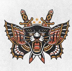 I simply am into the pigments, outlines, and depth. This is an excellent choice. - I simply am into the pigments, outlines, and depth. This is an excellent choice… – - Traditional Chest Tattoo, Traditional Butterfly Tattoo, Traditional Tattoo Old School, Traditional Tattoo Design, Desenhos Old School, Berg Tattoo, Tattoo Tradicional, Cat Tatto, Tattoos Mandala