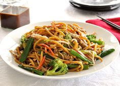 "Chinese Stir Fried Noodles ""Formula"" {15 minute meal} The ultimate guide to make…"