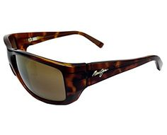New Maui Jim Wassup H12310 TortoiseHCL Bronze Polarized Sunglasses ** You can get more details by clicking on the image.