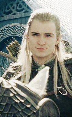 Legolas | The Lord of the Rings sass squad