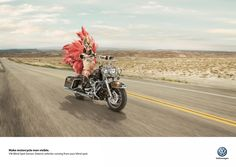 Volkswagen: Visible, 1 | Ads of the World™