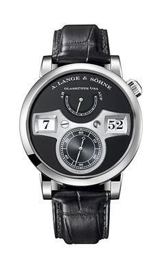 A. Lange & Söhne / Zeitwerk #watch #timepiece #wristwatch #watchlove #wristcandy