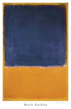Ohne Titel, ca. 1950 Kunstdruck von Mark Rothko bei AllPosters.de
