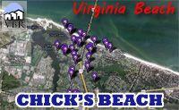Chesapeake Beach Homes For Sale - Virginia Beach Residence Chesapeake Beach, Beach Homes, Virginia Beach, The Neighbourhood, Real Estate, Holiday Decor, Beach Houses, The Neighborhood, Beach Apartments