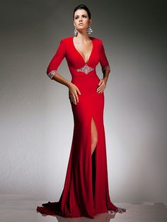 red lace wedding dresses - Google Search