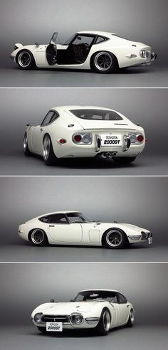 Toyota 2000GT | The most beautiful Toyota of all times.