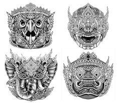 Cambodian Tattoo, Khmer Tattoo, Cambodian Art, Thai Tattoo, Foo Dog Tattoo, Neo Tattoo, Dark Art Tattoo, Thailand Tattoo, Thailand Art