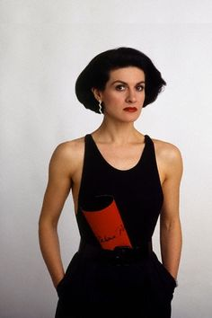 Anne Paloma Ruiz-Picasso y Gilot — known professionally as Paloma Picasso — is a French/Spanish fashion designer and businesswoman, best known for her jewelry designs for Tiffany & Co. and her signature perfumes.