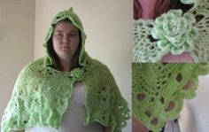 I would never make this...I just pinned it because the model looks so thrilled :)