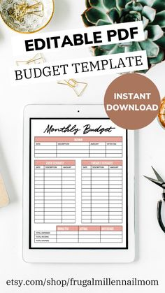 Do you struggle to save money every month? Does it seem like you are always stretched for cash from paycheck to paycheck? A monthly budget will help you get your personal finances organized, and learn to live on less than you make by carefully planning every dollar of income before the month begins. Start budgeting today, instantly download this 4-pack budget organizer! #budgetorganizer #monthlybudgettemplates #budgeting Date, Monthly Budget Template, Live On Less, Budgeting Worksheets, Finance Organization, Student Loan Debt, Goal Planning, Money Management, Adulting