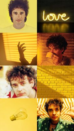 Soda Stereo, Coldplay, My Music, Like Me, Rock And Roll, Tapas, Romance, Punk, Yellow