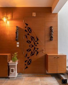 Single Main Door Designs, House Main Door Design, Flush Door Design, Door Design Interior, Grill Door Design, Pooja Room Door Design, Door Grill, Interior Design Services, Modern Entrance Door