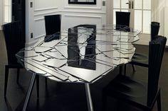 Amigas do Closet: Uma mesa é uma mesa! #decor #home #casa #design #interiors #interiordesign #table