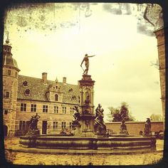 Frederiksborg Castle.