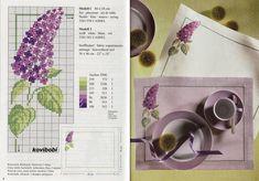 Floral Embroidery Patterns, Ribbon Embroidery, Cross Stitch Embroidery, Cross Stitch Patterns, Cross Stitch Needles, Cross Stitch Rose, Cross Stitch Flowers, Cross Stitch Kitchen, Satin Stitch