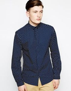 Selected Shirt with Spot Print
