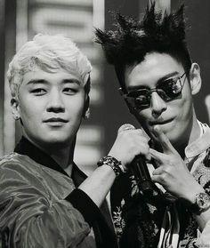 Seungri and top Daesung, Gd Bigbang, Yg Entertainment, Top Rappers, Big Bang Kpop, Hip Hop, G Dragon Top, Top Choi Seung Hyun, Fantastic Baby