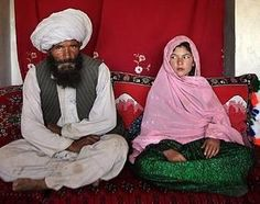 Afghan Mullah Marries, Kills 8-Year-Old Girl on Wedding Night