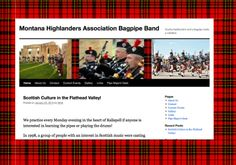 Montana Highlanders Association Bagpipe Band - Twelve highlanders and a bagpipe make a rebellion Scottish Culture, Highlanders, Current Events, St Patricks Day, Montana, Bands, Usa, How To Make, Flathead Lake Montana