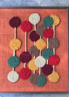 Embroidery Sampler, Diy Embroidery, Hook Punch, Punch Needle Patterns, Latch Hook Rugs, Quilt Stitching, Punch Art, Rug Hooking, Printing On Fabric