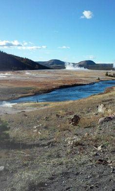 Yellowstone Park: