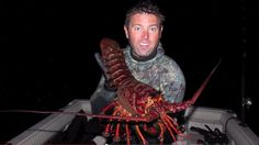 California Fisherman Catches, Befriends, Releases Giant Lobster - Yahoo