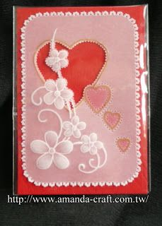 lovely bags in parchment craft: ATC Card