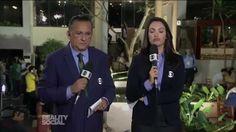 - Oh Saco !!! :-O  [HD] Patricia Poeta bufando na volta do JN