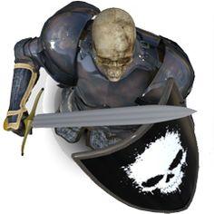 Skeleton Knight Token (240×240)