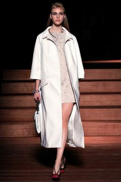 Miu Miu Spring 2013 Ready-to-Wear Collection Slideshow on Style.com