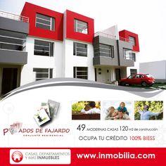 PRADOS DE FAJARDO: Moderno #conjunto #residencia ubicado en el sector de Fajardo en el #ValledeLosChillos, a solo 15 min. de #Quito. http://ecuador.inmobilia.com/es/detalleProyecto/16206-PradosDeFajardo #InmobiliaEcuador