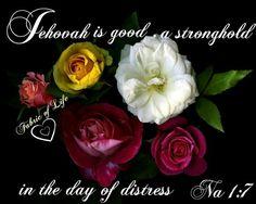 Nahum 1: 7 -- Good