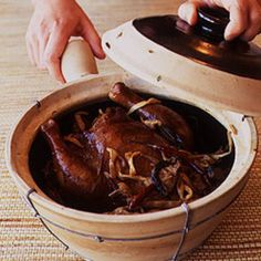 Hongzao Chiang Chi (Braised Ginger Chicken) Recipe | SAVEUR