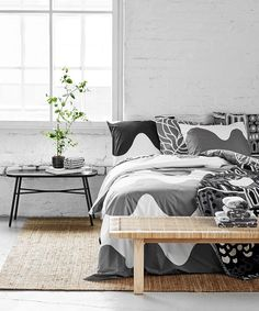 Marimekko Interior Decorating, Interior Design, Living Styles, Marimekko, Minimalist Home, Scandinavian Design, My Dream Home, Home And Living, Interior Inspiration