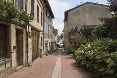 Samatan, Gers, France. Photo: Kajsa Hartig.
