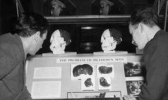 Forensic examination reveals identity of Piltdown hoax prime suspect Over 50 years after the Piltdown Man remains were exposed as fake, scientists have put amateur antiquarian and solicitor Charles Dawson in the frame