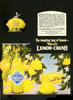 Enjoy the tempting tang of lemons!  I never knew they had lemon....only grape or orange