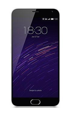"Meizu M2 Note - Smartphone libre Flyme (pantalla de 5.5"", cámara de 13 Mp, 16 GB, Octa-Core de 1.3 GHz, 2 GB RAM), blanco - http://www.tiendasmoviles.net/2015/12/meizu-m2-note-smartphone-libre-flyme-pantalla-de-5-5-camara-de-13-mp-16-gb-octa-core-de-1-3-ghz-2-gb-ram-blanco/"
