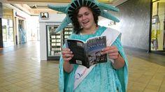 Lady Liberty likes it!