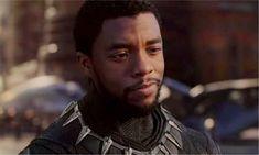 Black Panther en couverture du magazine Empire.