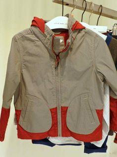 Vintage look bomber jacket for boyswear from Little Marc Jacobs for spring 2014 kidswear
