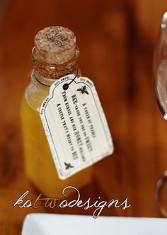 Wedding Gift Tag Maker : can make something like this) Wedding Favor Tags Custom Tag Design ...
