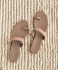 Jenni Kayne Oiled Leather Strap Sandal Taupe Suede Sandals, Strap Sandals, Women's Sandals, Hermes Oran Sandals, Hip Bones, Sandals Outfit, Shoe Closet, Luxury Shoes, Italian Leather