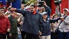 nice Venezuela's Maduro calls for constitutional changes