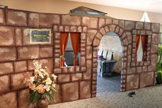 Inspiration for decorating your village Vacation Bible School, Decorating, Inspiration, Home Decor, Manualidades, Decor, Biblical Inspiration, Decoration, Decoration Home