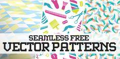 Pattern Design – 35 Seamless Free Vector Patterns