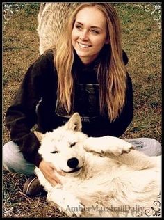Amber Marshall! Plays Amy Fleming from Heartland!
